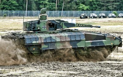 Puma, IFV, German infantry fighting vehicle, Schutzenpanzer Puma, German Army, German armored vehicles