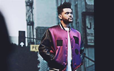Abel Makkonen Tesfaye, 4k, The Weeknd, 2019, canadian singer, H And M photoshoot, superstars, guys, The Weeknd photoshoot