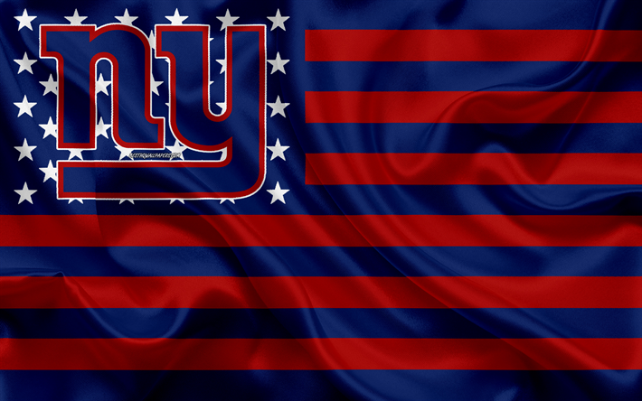 Download Wallpapers New York Giants American Football Team
