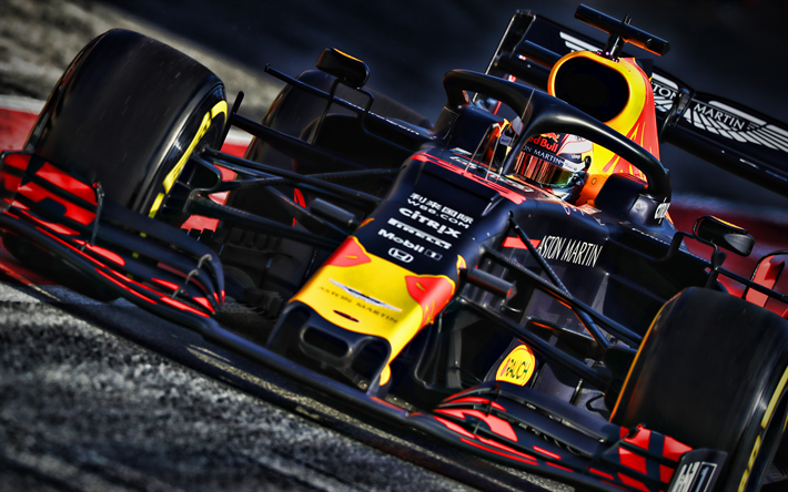 Red Bull RB15, raceway