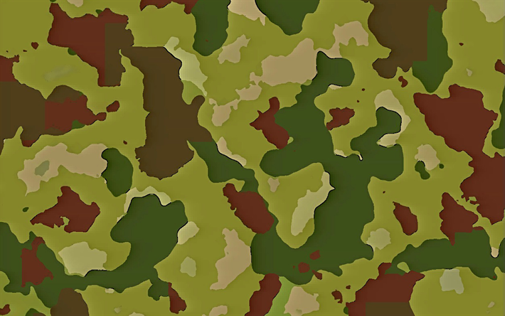 green leaf camouflage, 4k, camouflage textures, military camouflage, green background, green camouflage, leaf camouflage