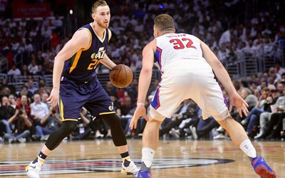 Gordon Hayward, basketball, NBA, Utah Jazz