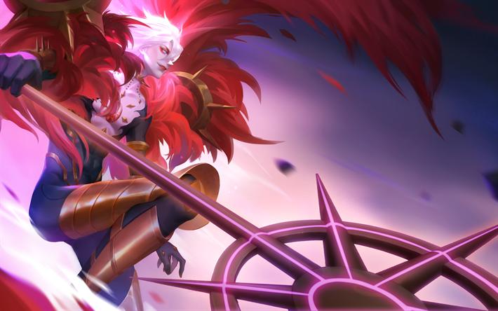 Download Wallpapers Karna Lancer Of Red 4k Fate Apocrypha
