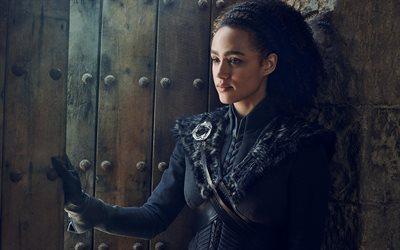 Missandei, Game Of Thrones, 2019 movie, Nathalie Emmanuel, Game Of Thrones Season 8