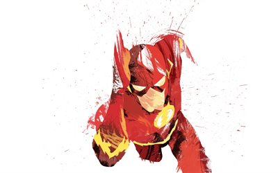 Flash, Super-herói, herói do filme, Arte