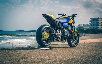 Honda CB1000R, 2019, Neo Sports Cafe, sports bike, japanese motorcycles, Honda
