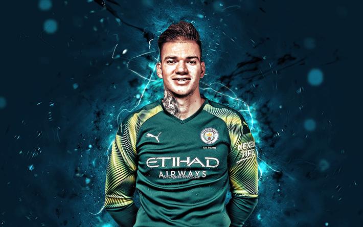Ederson Santana De Moraes Manchester City Football Club