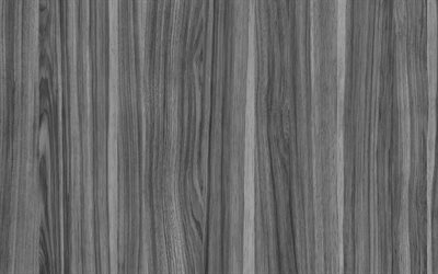 gray wooden texture, vertical wooden boards, wood planks, gray wooden boards, wooden backgrounds, gray backgrounds, wooden textures