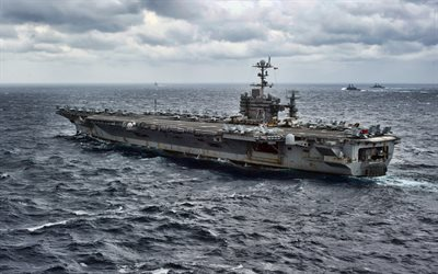 USS George Washington, CVN-73, aircraft carrier, United States Navy, US army, battleship, US Navy, Nimitz-class, USS George Washington CVN-73