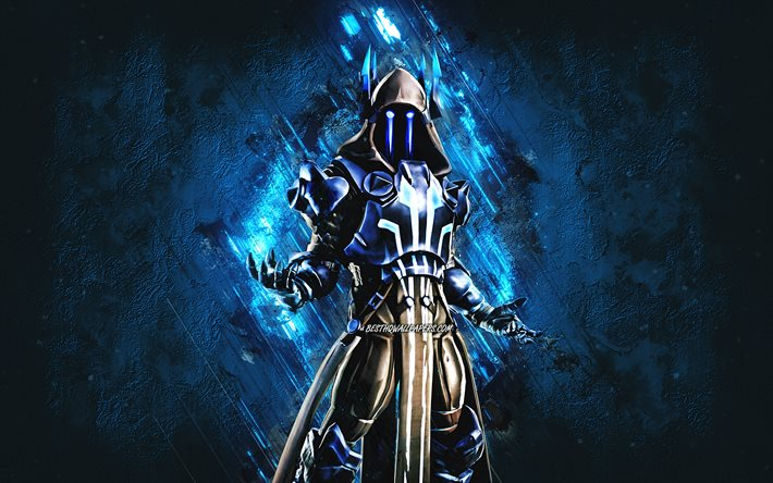 Download Wallpapers Fortnite The Ice King Skin Fortnite Main Characters Blue Stone Background The Ice King Fortnite Skins The Ice King Skin The Ice King Fortnite Fortnite Characters For Desktop Free Pictures