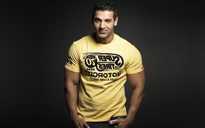 John Abraham, indian actor, guys, Bollywood, celebrity