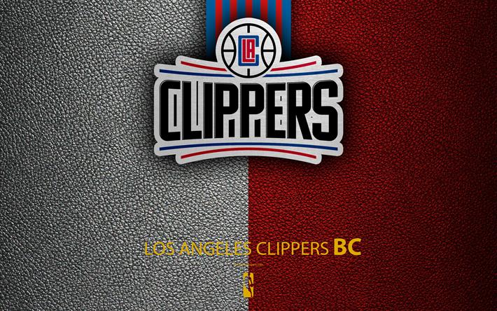 Los Angeles Clippers 4K Logo Basketball Club NBA LA