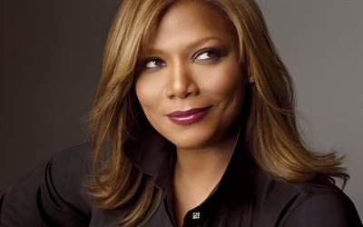 Queen Latifah, American singer, Dana Elaine Owens, portrait, rapper, American celebrities
