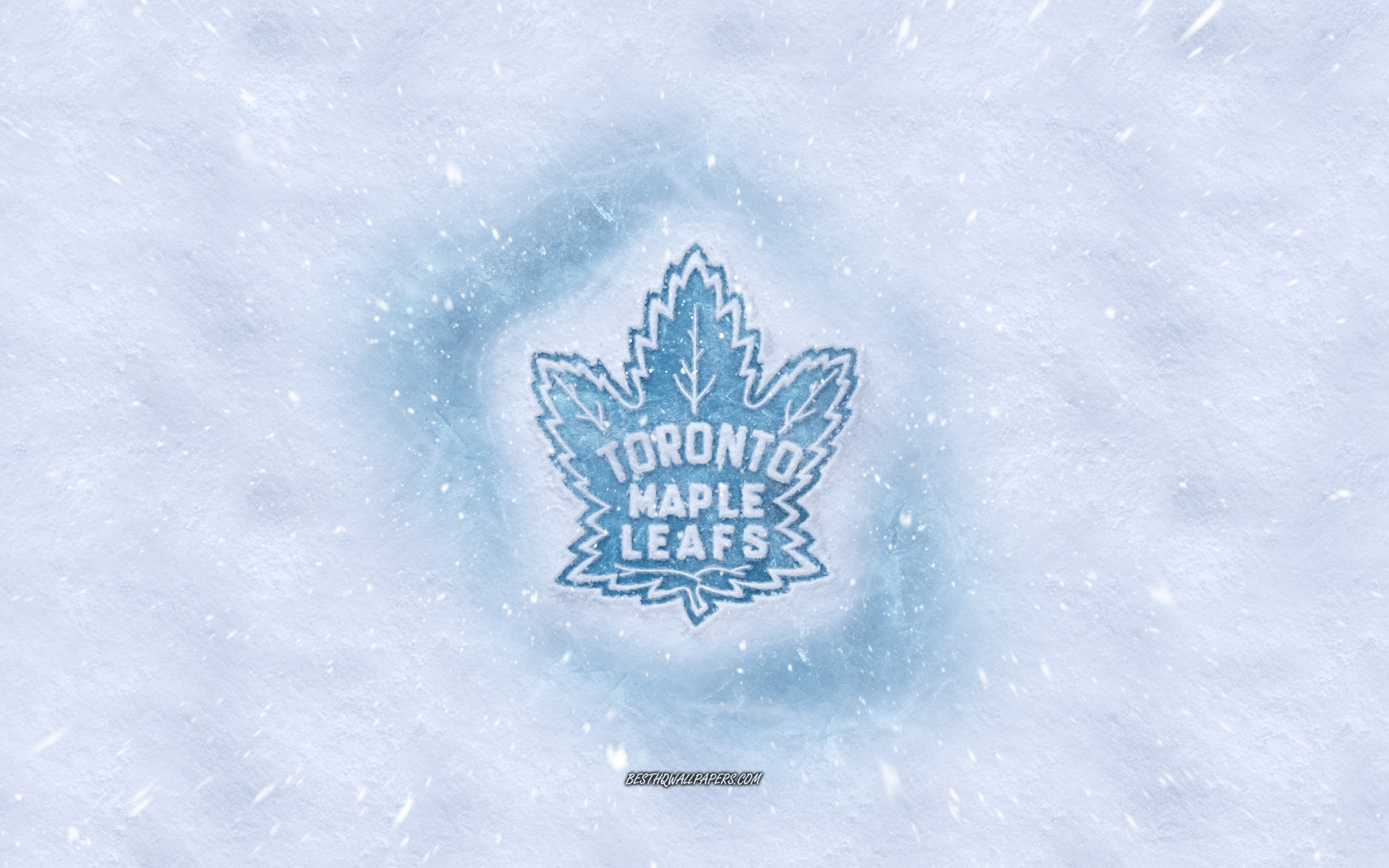 Download Wallpapers Toronto Maple Leafs Logo Canadian Hockey Club
