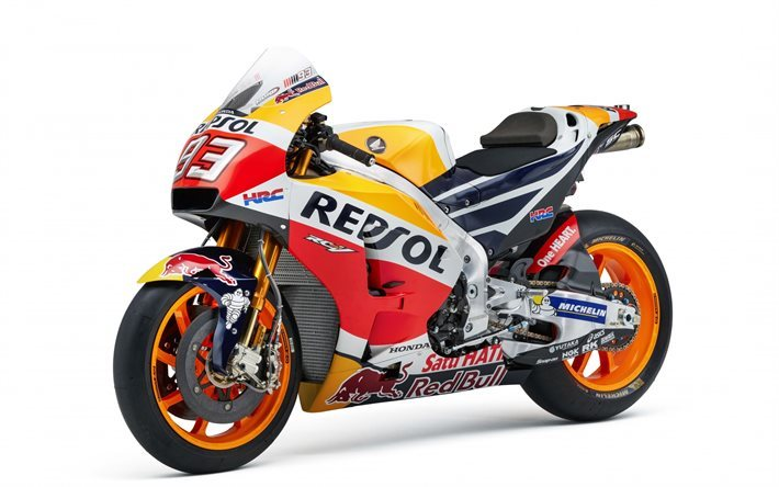 Honda Repsol Wallpaper Motorcycle: Download Wallpapers Honda RC213V, 2016, Racing Motorcycle