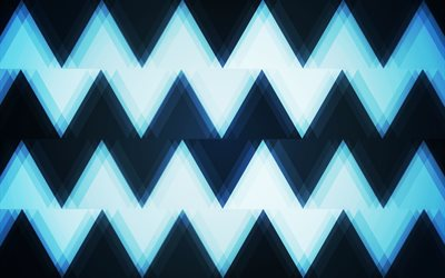 4k, art, parallel lines, creative, symmetrical lines, strips, zigzag