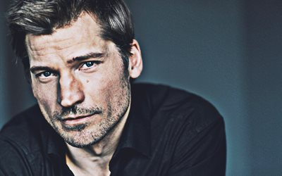 Nikolaj Coster-Waldau, 2019, danish actor, guys, danish celebrity, portrait, Nikolaj Coster-Waldau photoshoot