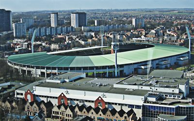King Baudouin Stadium, Belgian Football Stadium, City of Brussels, Belgium, Belgium National Football Team, Stadiums, Europe