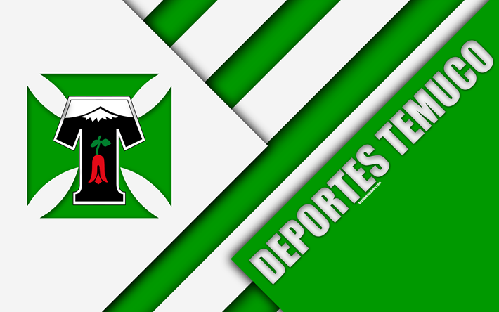 Download Wallpapers Club De Deportes Temuco 4k Chilean
