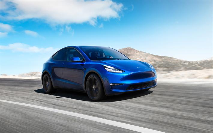 Descargar fondos de pantalla 2021, Tesla Model S, compacto ...