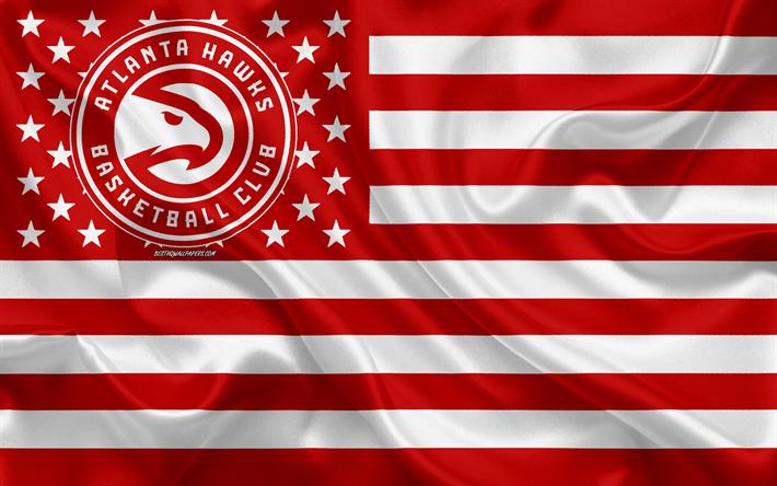 Download Wallpapers Atlanta Hawks American Basketball Club