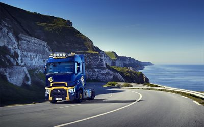 Renault T, tuning, 2020 trucks, cargo transport, french trucks, 2020 Renault T, LKW, Renault