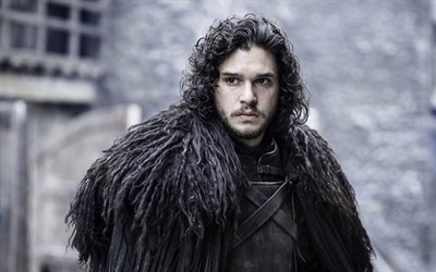 Jon Snow, 4k, Game Of Thrones, TV Series, 2019 movie, Kit Harington