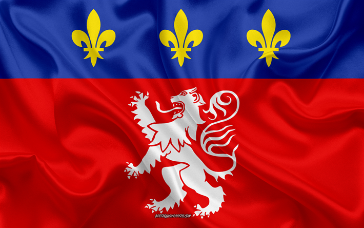 BUDGET ► Vitesse Arnhem Thumb2-flag-of-lyonnais-4k-french-region-silk-flag-regions-of-france