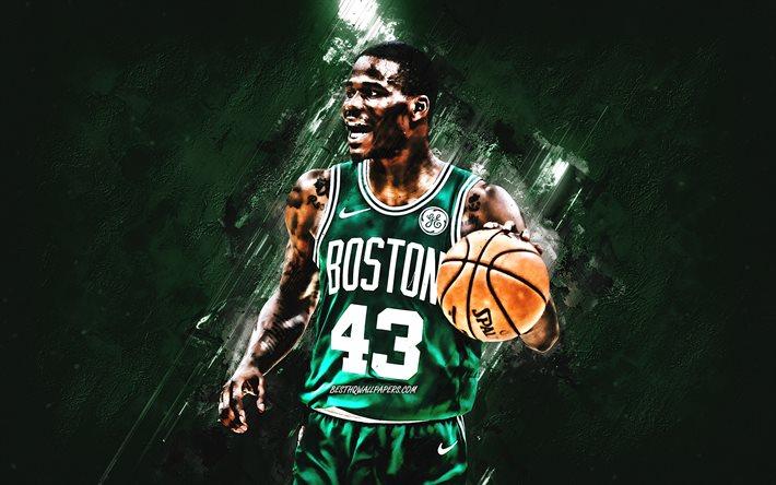 Download Wallpapers Javonte Green Nba Boston Celtics Green Stone Background American Basketball Player Portrait Usa Basketball Boston Celtics Players For Desktop Free Pictures For Desktop Free