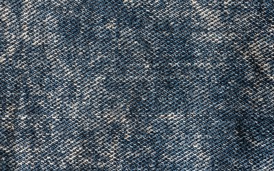 blue denim fabric, close-up, blue denim background, blue denim texture, jeans background, jeans textures, fabric backgrounds, blue jeans texture, jeans, blue fabric