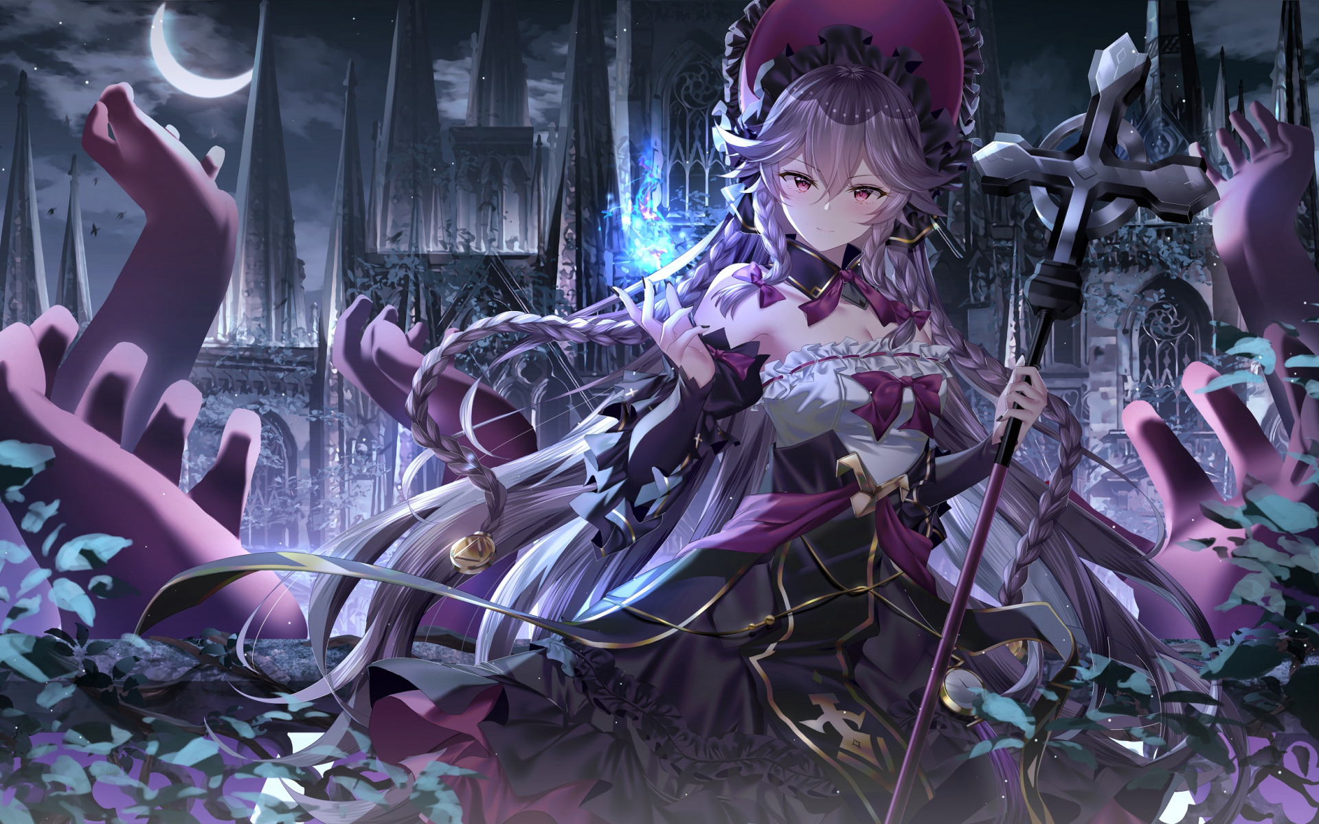 Download wallpapers Epic Seven, female characters, main ...
