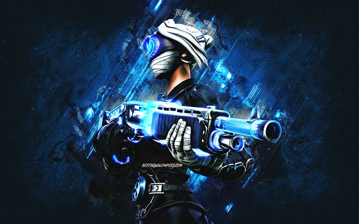 Download Wallpapers Fortnite Focus Skin Fortnite Main Characters Blue Stone Background Focus Fortnite Skins Focus Skin Focus Fortnite Fortnite Characters For Desktop Free Pictures For Desktop Free