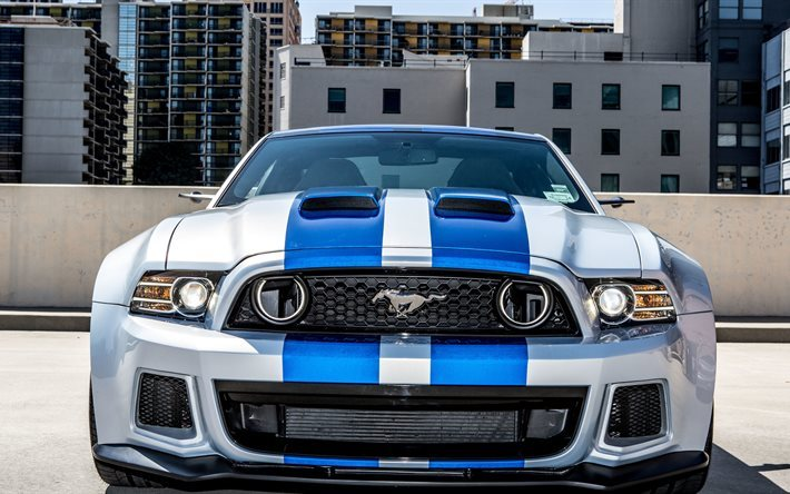 Descargar Fondos De Pantalla El Ford Mustang Gt 5k Supercars Aparcamiento Libre Imagenes Fondos De Descarga Gratuita