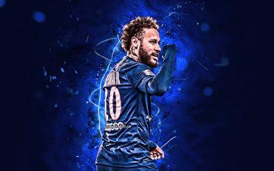 Scarica sfondi Neymar, il 2020, il brasiliano calciatori ...