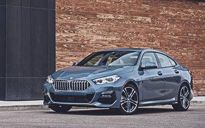 BMW 228i xDrive Gran Coupe M Sport, 4K, 2020 autot, F44, HDR, 2020 BMW 2-series Gran Coupe, BMW