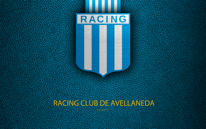 Télécharger Fonds Décran Racing Club De Avellaneda 4k Le Logo L