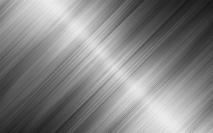 Download Wallpapers Metal Background, Lines, Metal Texture, Art, Metal For  Desktop Free. Pictures For Desktop Free