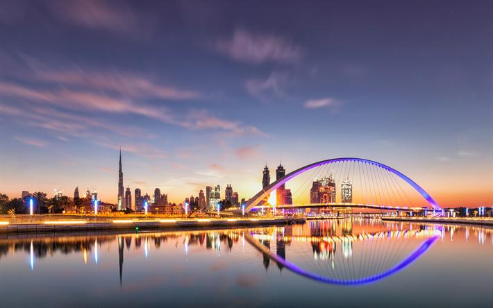 Descargar Fondos De Pantalla La Tolerancia Puente 4k Dubai