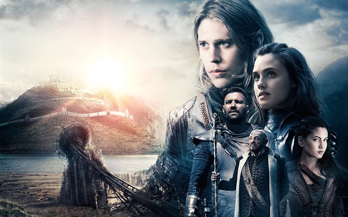 The Shannara Chronicles, 2017, TV Series, Austin Butler, Ivana Baquero