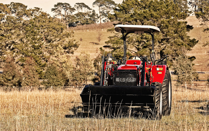 Case IH Farmall JXM, small tractor, agricultural machinery, harvesting concepts, new tractors, Case IH