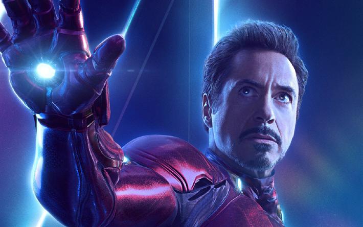 Descargar Fondos De Pantalla Iron Man, 2018 Película De