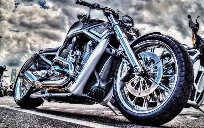 t l charger fonds d 39 cran harley davidson hdr de luxe moto chopper american motos pour le. Black Bedroom Furniture Sets. Home Design Ideas