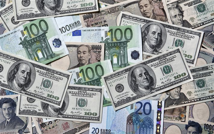 Wallpapers Money Background