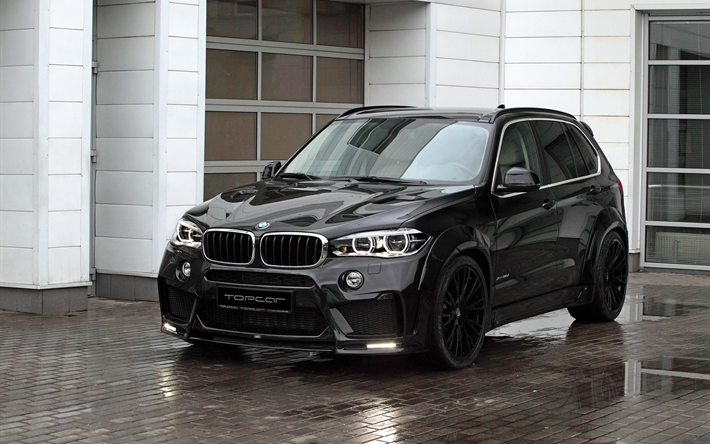 download wallpapers bmw x5 f15 2017 topcar tuning x5. Black Bedroom Furniture Sets. Home Design Ideas
