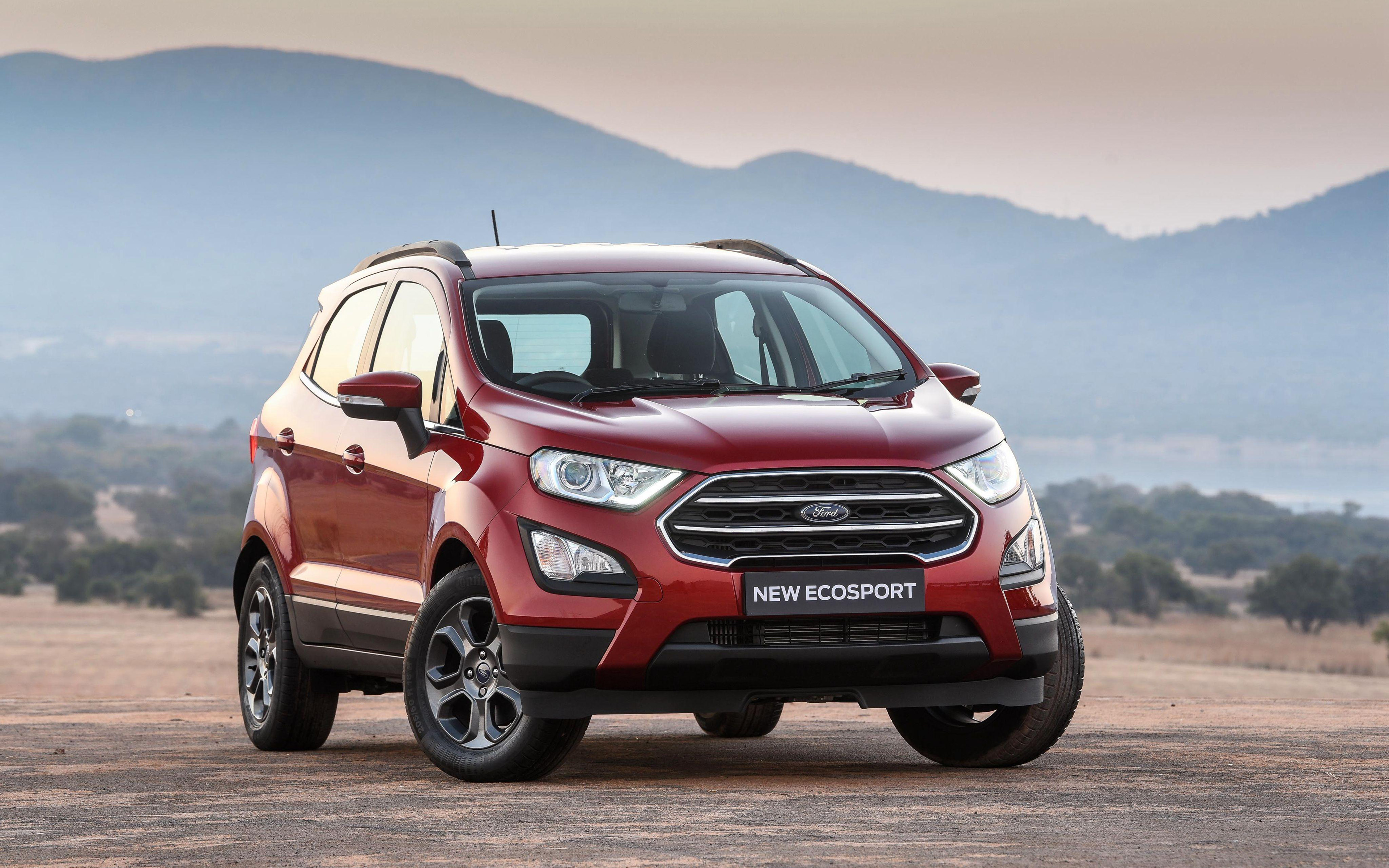 Ford ecosport photos wallpapers