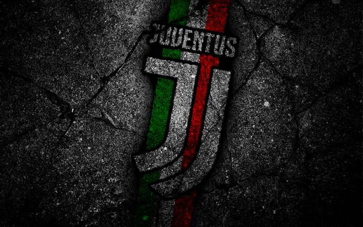 Download wallpapers juventus football logo juve for Sfondo juventus hd