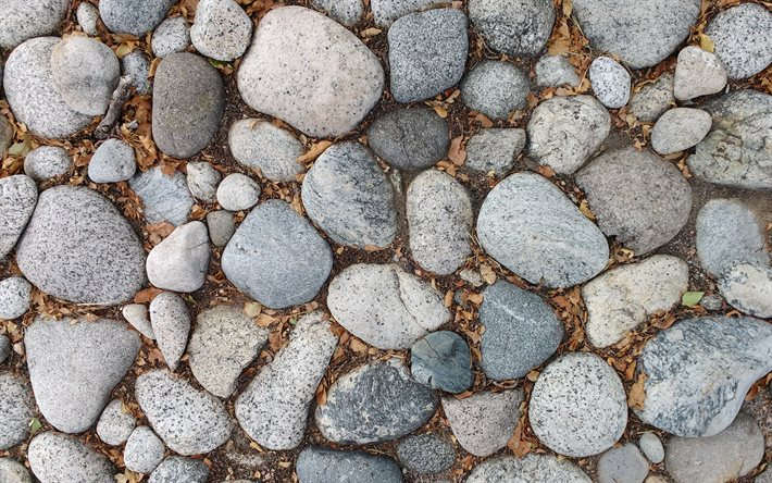 stones in the ground, pebbles texture, large stones, stone texture, background with stones
