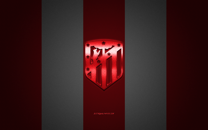 Download Wallpapers Atletico Madrid Spanish Football Club