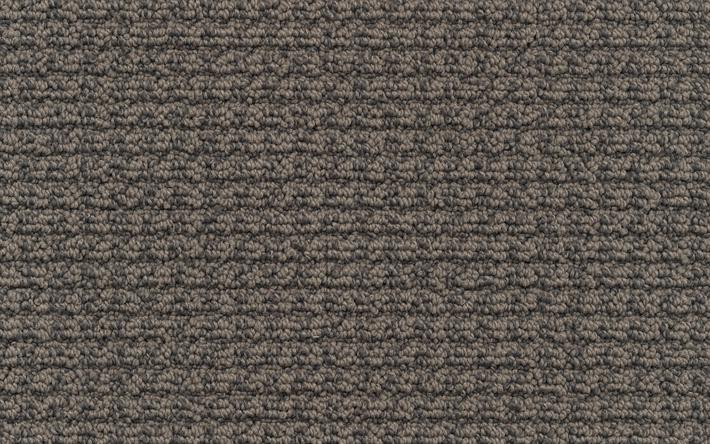 Download wallpapers gray carpet texture