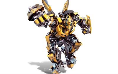 Bumblebee, Transformers, The Last Knight, 2017, Autobots